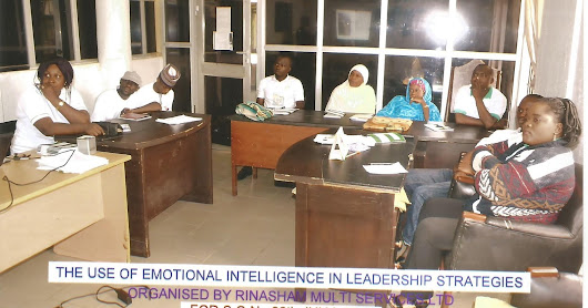 Emotional Intelligence, Standards Organisation of Nigeria, Kaduna State
