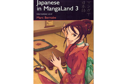 Japanese in MangaLand Vol. 3
