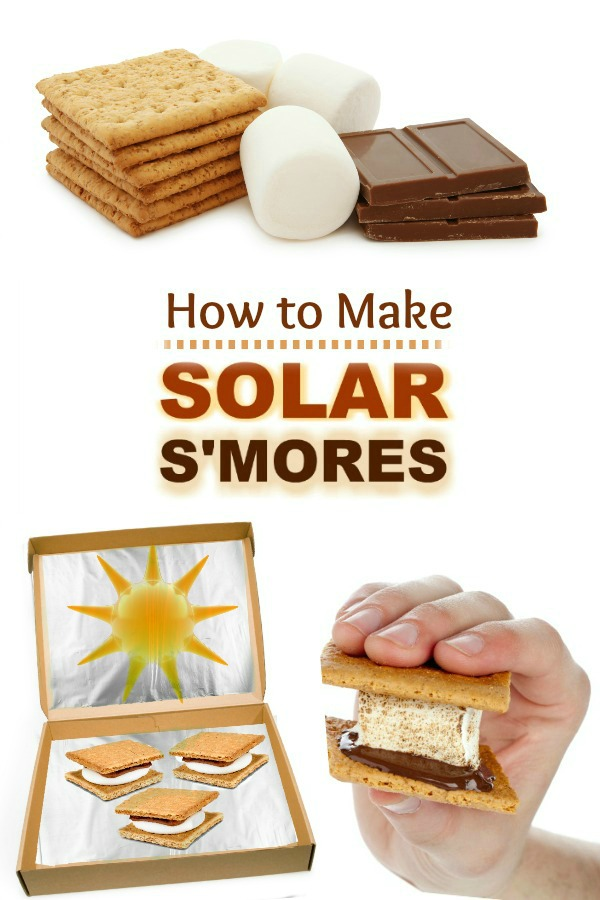 FUN KID PROJECT: Make solar s'mores! #solarsmores #solarsmoresforkids #solarsmoresoven #summerscienceexperimentsforkids #activitiesforkids