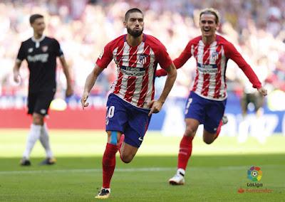 Crónica Atlético de Madrid 2 - Sevilla FC 0