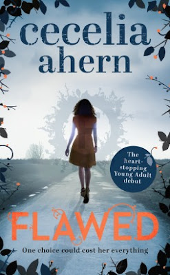 Flawed by Cecelia Ahern book cover