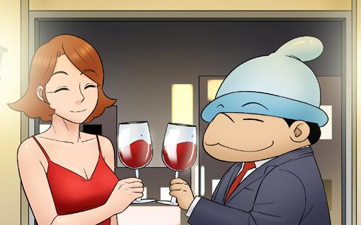 Kim Chi & Củ Cải (bộ mới) phần 117: Gái đẹp ở BAR
