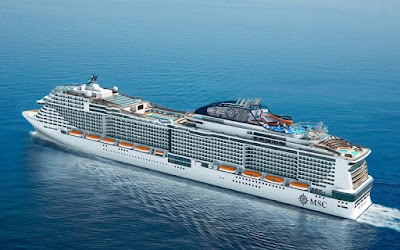 MSC Cruise Expand United States Presence With 3 Ships in 2019.
