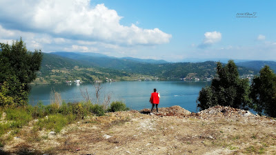 Soul journeys through memories. (7)    Along Danube. De-a lungul Dunării. De cealaltă parte a Dunării.