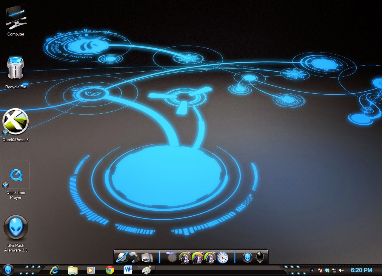 Alienware Transformation Pack Windows 7 / 8 / 8.1