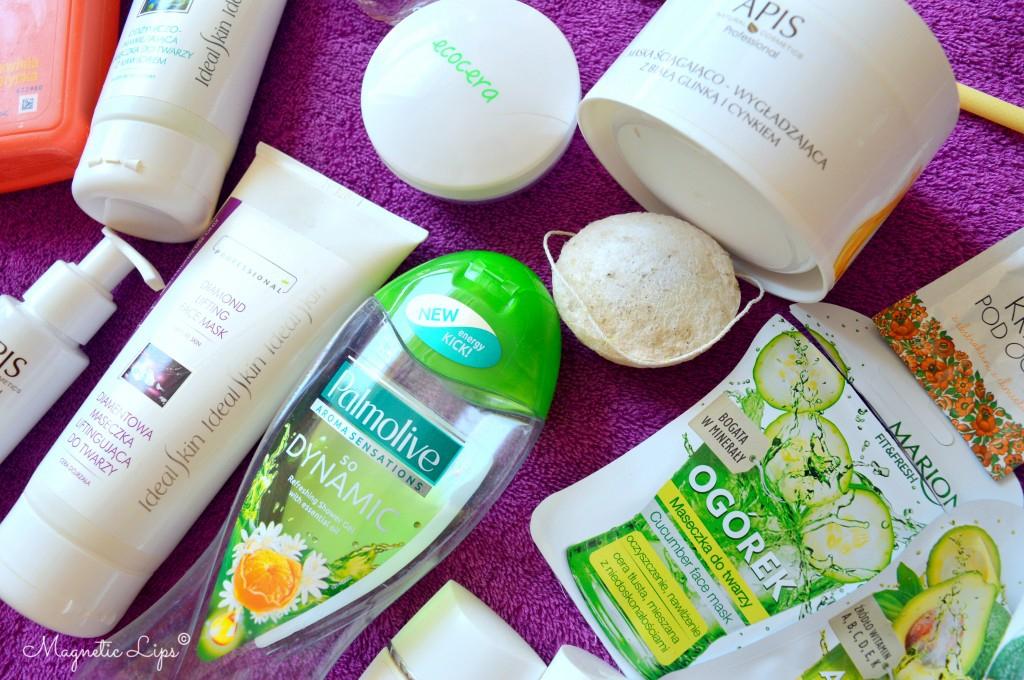 zużycia kosmetyków
