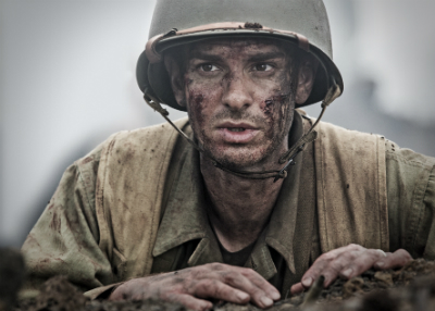 "Review of ""Hacksaw Ridge."""