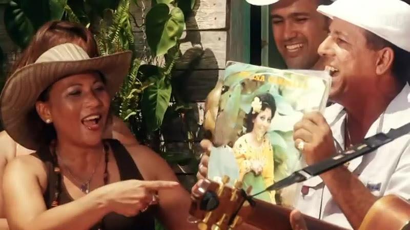 María Victoria Rodríguez Sosa y Pancho Amat - ¨Mis raíces¨ - Videoclip - Dirección: Julio César Leal. Portal Del Vídeo Clip Cubano - 09