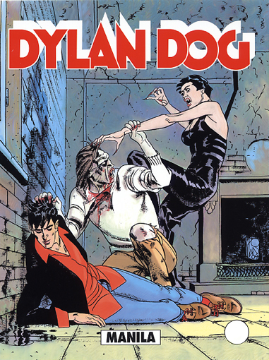 Dylan Dog (1986) 214 Page 1