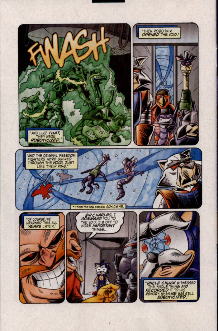 Read online Sonic The Hedgehog comic -  Issue #143 - 10