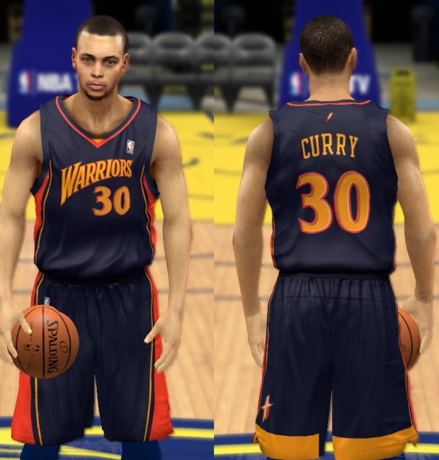 1f04c9d0f76 ... Golden State Warriors team in NBA 2K14. The patch contains 16 uniforms  in total. Continue on for the full list. Features - New Rev 30 jersey mesh  holes