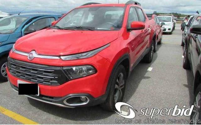 Fiat Toro Freedom Diesel - Leilão