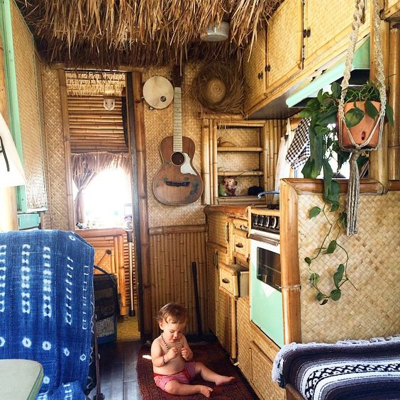 I Am So In Love With This Awesome Motor Home Conversion Owned By  Instagrammer And Maker Of Handmade Tepees Mike Krauss And Wife Jessica Reed  Kraus Of House ...