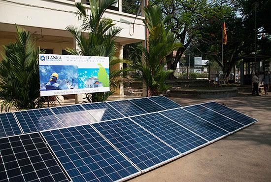 Solar Energy Solutions Sri Lanka Partnering Innovation