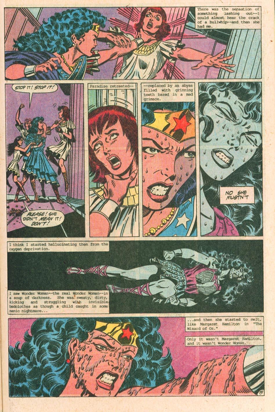 Read online Wonder Woman (1987) comic -  Issue #39 - 17