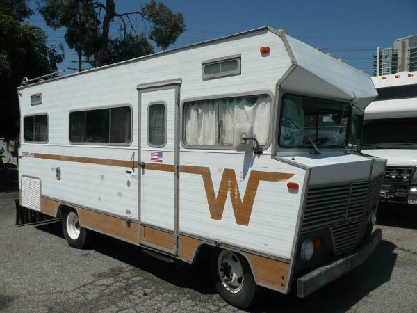 Used Rvs 1972 Winnebago Brave Motorhome For Sale By Owner