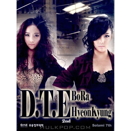 D.T.E – BoRa & HyeonKyung – Single