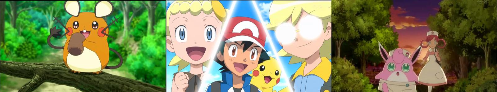 Pokémon  - Capítulo 4 - Temporada 17 - Audio Latino