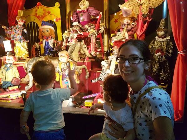 Sortie en famille : La Magie des Automates (38)