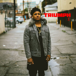 Ronald Bruner Jr. - Triumph - Album Download, Itunes Cover, Official Cover, Album CD Cover Art, Tracklist