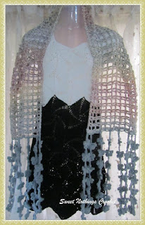 free crochet pattern, free crochet wrap pattern, free crochet shawl pattern,
