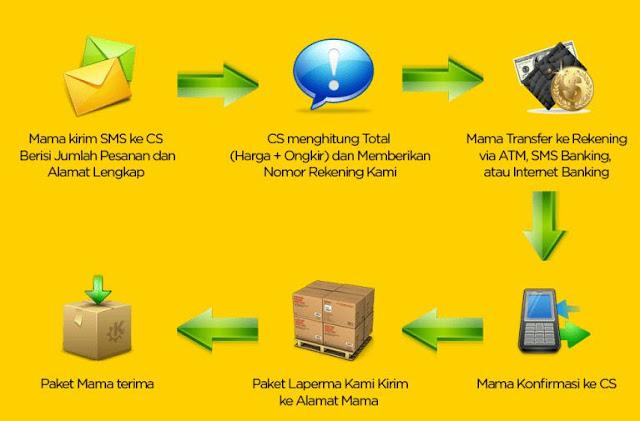 Tata Cara Pembelian Laperma Platinum