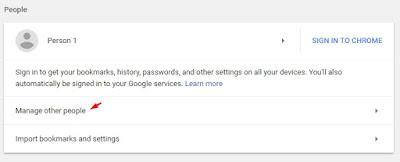 cara membuka banyak akun di google chrome