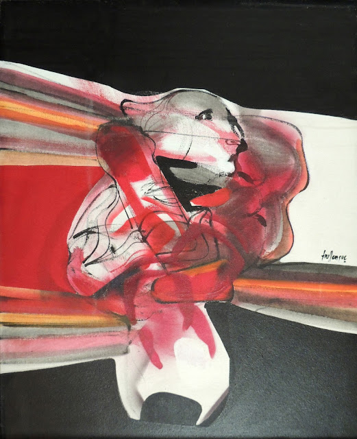 Enrique Trullenque pintura abstracta contemporánea