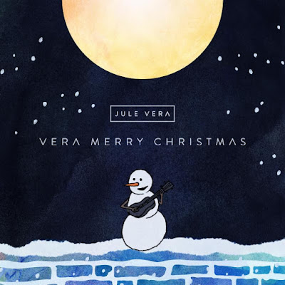 "Jule Vera Release Holiday EP ""Vera Merry Christmas"""