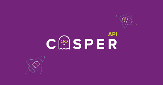 Casper API ICO (CST Token)
