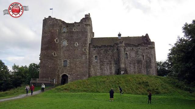 Escocia, Duone Castle