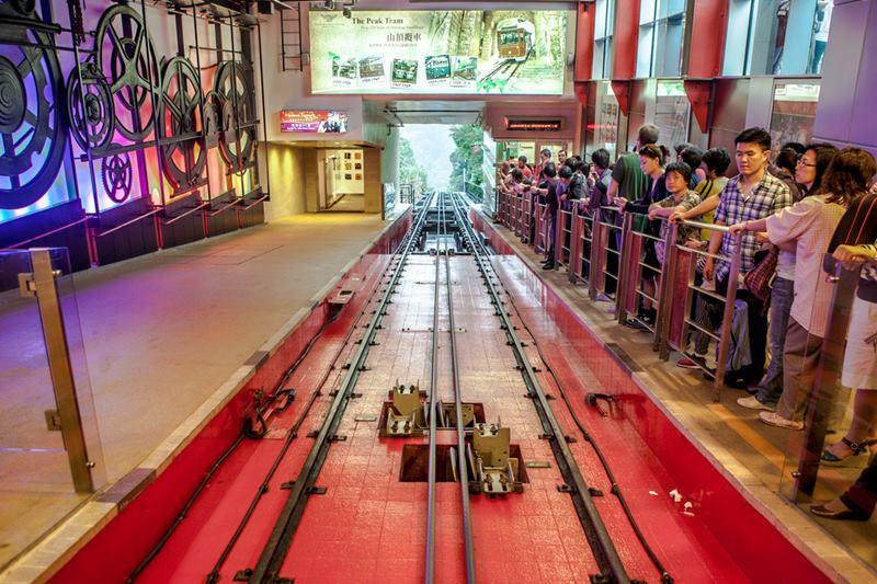 hong kong peak tram, victoria's peak hong kong, peak tram to victoria peak, funicular railway hong kong victoria peak, hong kong funicular, victoria peak tram hours