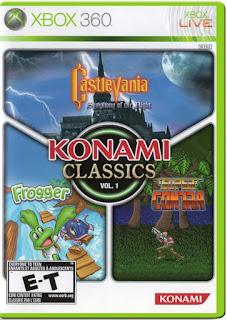 KONAMI Classics Vol.1 (X-BOX360) 2009