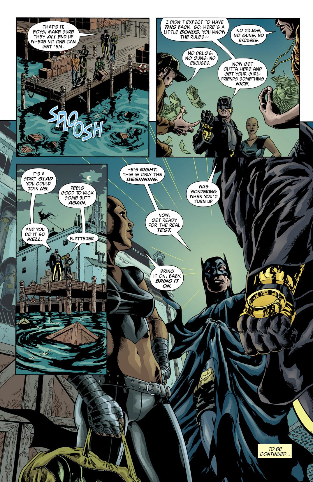 Detective Comics (1937) 795 Page 30