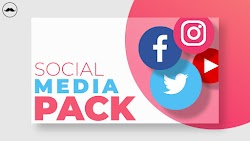 Social Media Pack - After Effects Templates | Motionarray 142363 - Free download
