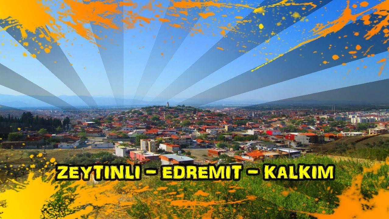 2018/08/15 Mehmetalan - Zeytinli - Kadıköy - Edremit - Çamcı - Hacıaslanlar - Kalkım