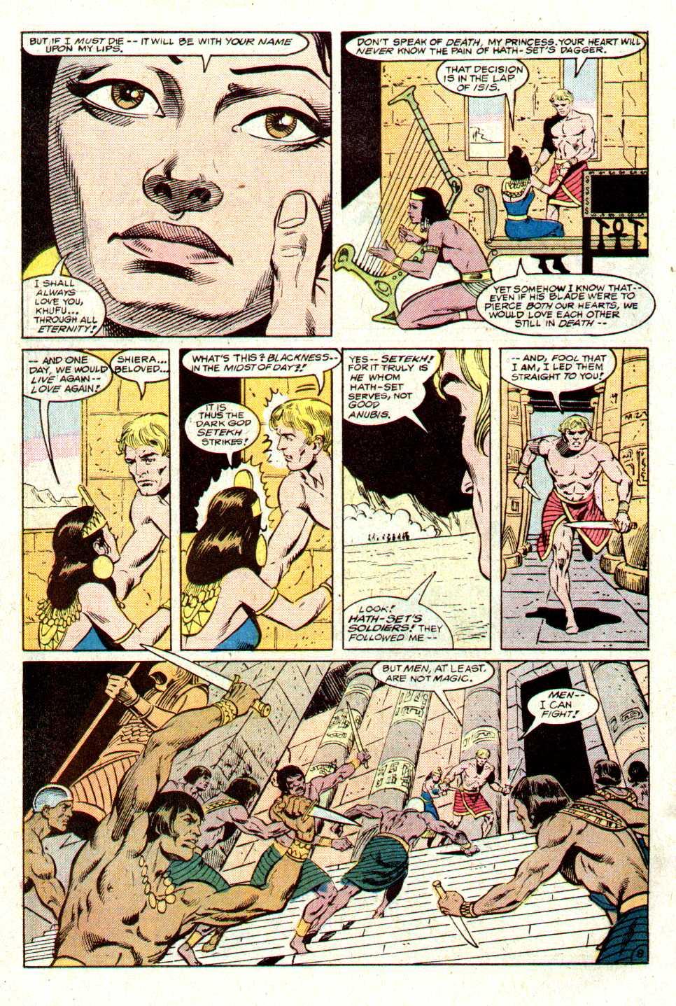 Read online Secret Origins (1986) comic -  Issue #11 - 25