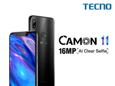 Tecno Camon 11 Pro - Full Price And Specifications In Nigeria