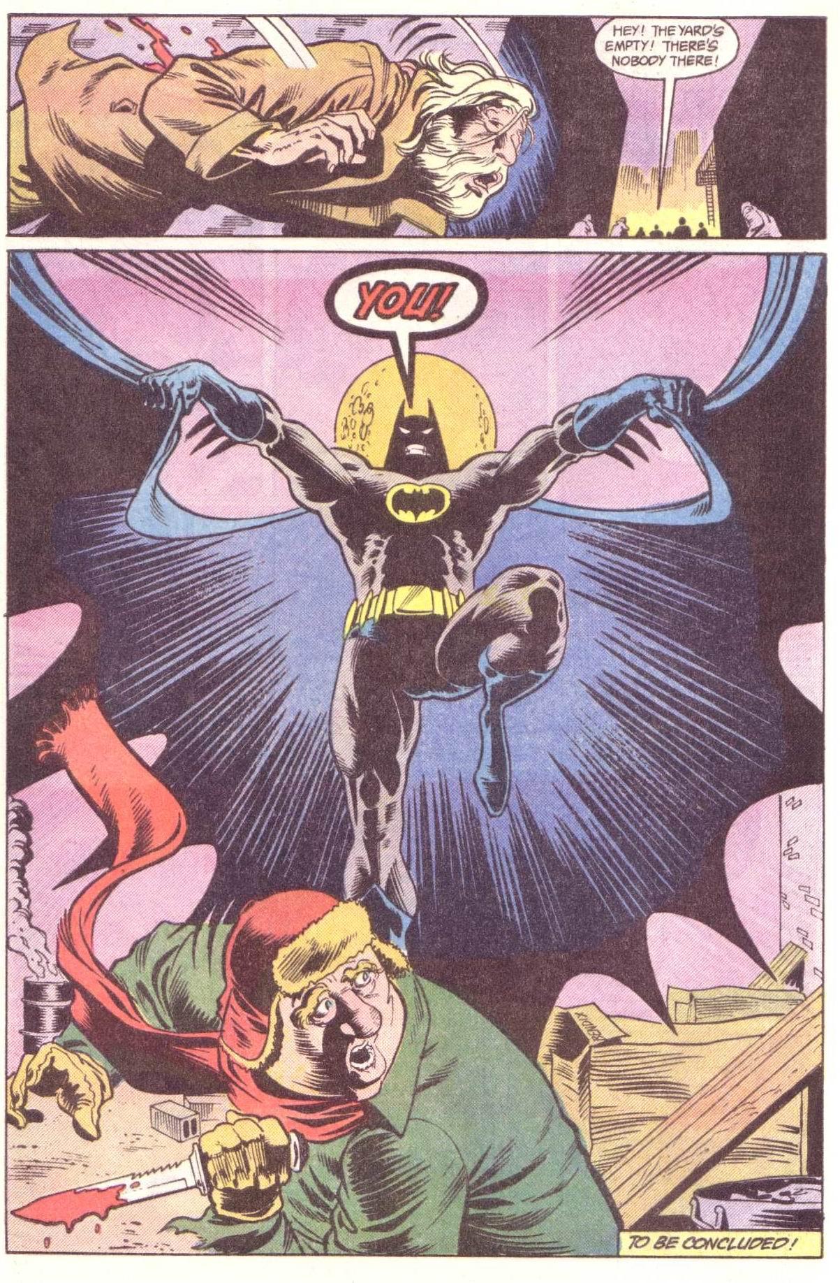 Detective Comics (1937) 588 Page 22