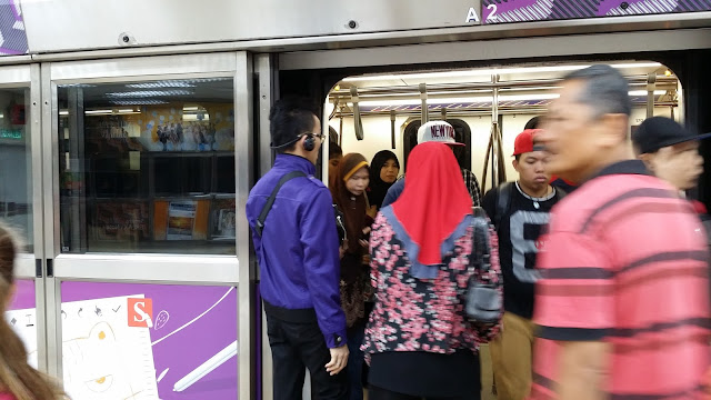 Metro en Kuala Lumpur