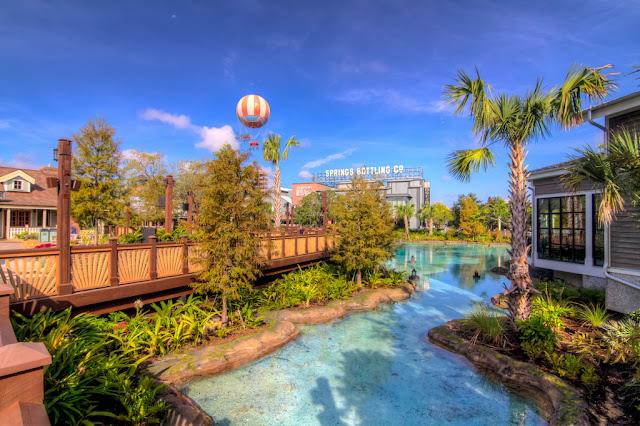 Setembro em Orlando: Sol nos hotéis