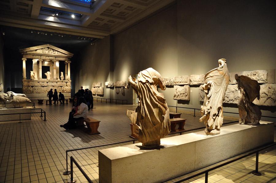 Resultado de imagen de British Museum de Londres se esconde en sus almacenes un extraño objeto