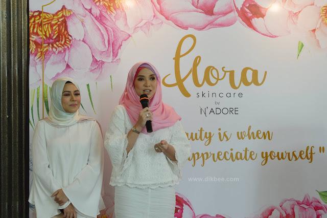Flora Skincare By N'Adore Khasiat Dari Bunga Peony