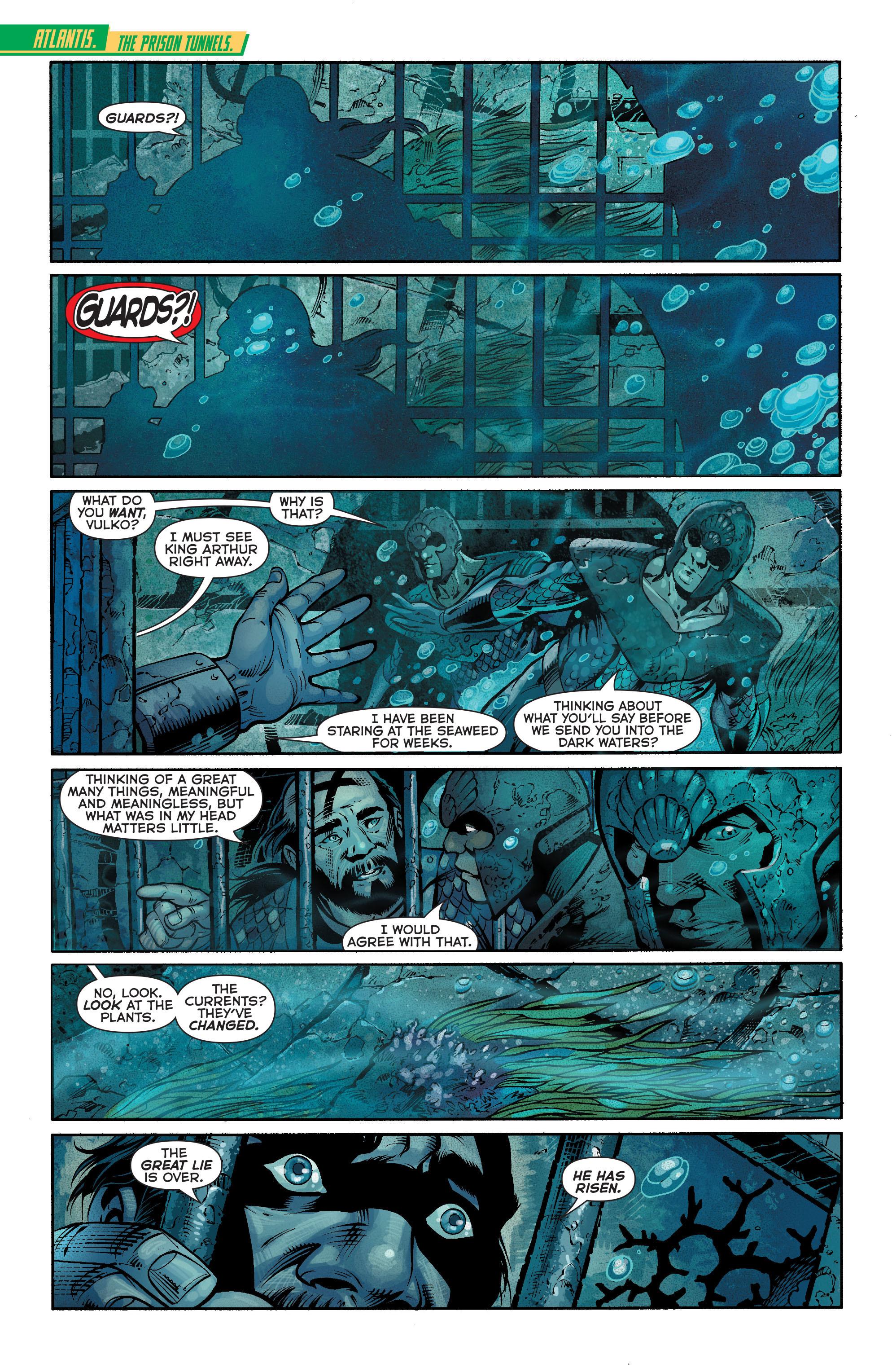 Read online Aquaman (2011) comic -  Issue #21 - 11