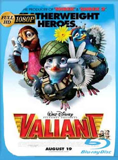 Valiant (2005) HD [1080p] Latino [Googledrive] dizonHD