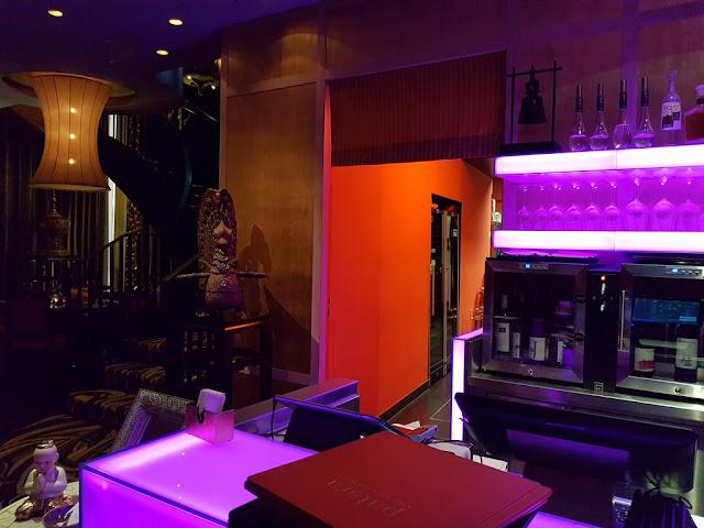 Restaurante tailandes en Viena