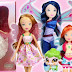 New Winx Club Season 4 dolls reissue in China!