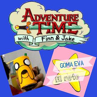 adventure time craft Jake