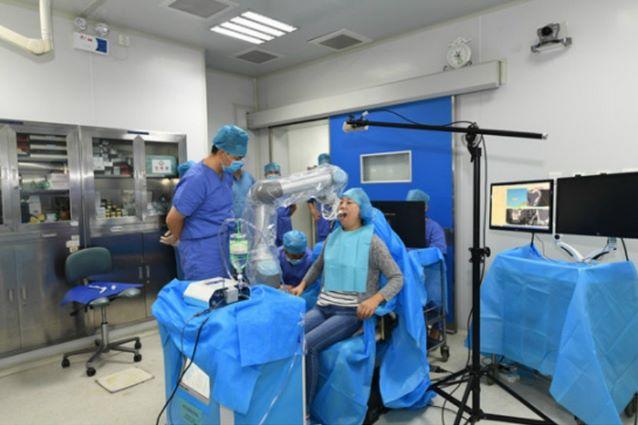 robot odontologico