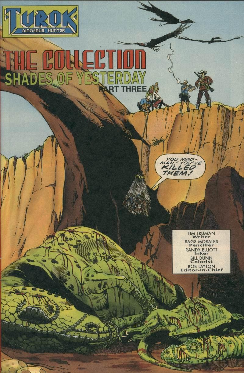 Read online Turok, Dinosaur Hunter (1993) comic -  Issue #6 - 2